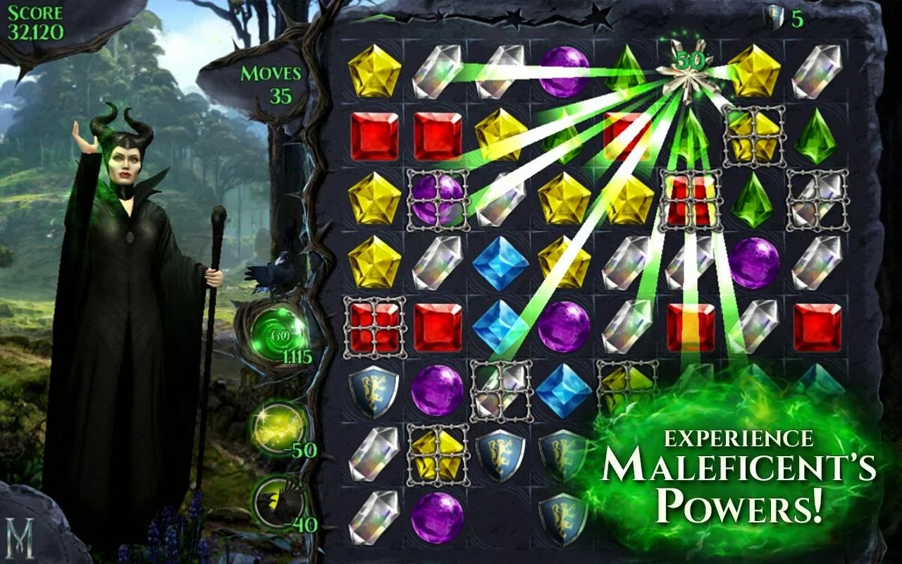 Android Maleficent Free Fall Apk resimi 4