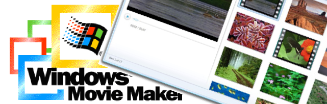 Make movies with windows movie maker