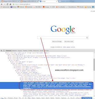 VBA: Rellenando un formulario web HTML desde Excel.