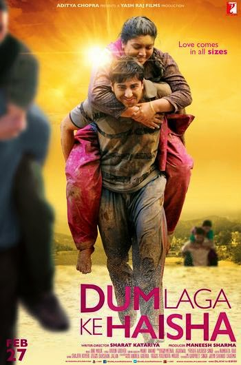 New Movie BluRay Rip 720p Dum Laga Ke Haisha (2015)