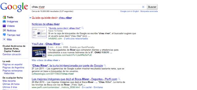 Riber-Google