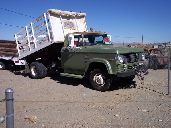 Dodge D X Truck on 1975 Dodge Power Wagon