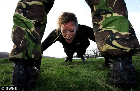 Boot Camp Fitness Exercises FRUGAL FITNESS ®: October 2009