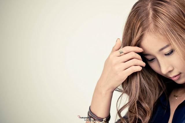 Korean Model Cheon Bo Young