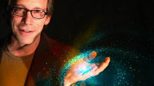 astrofísico Lawrence Krauss