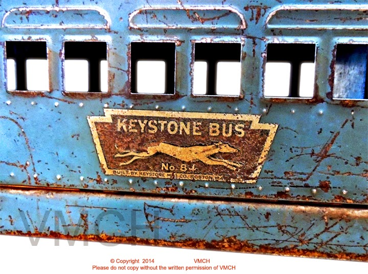 Do You Have an Old Keystone Toy to