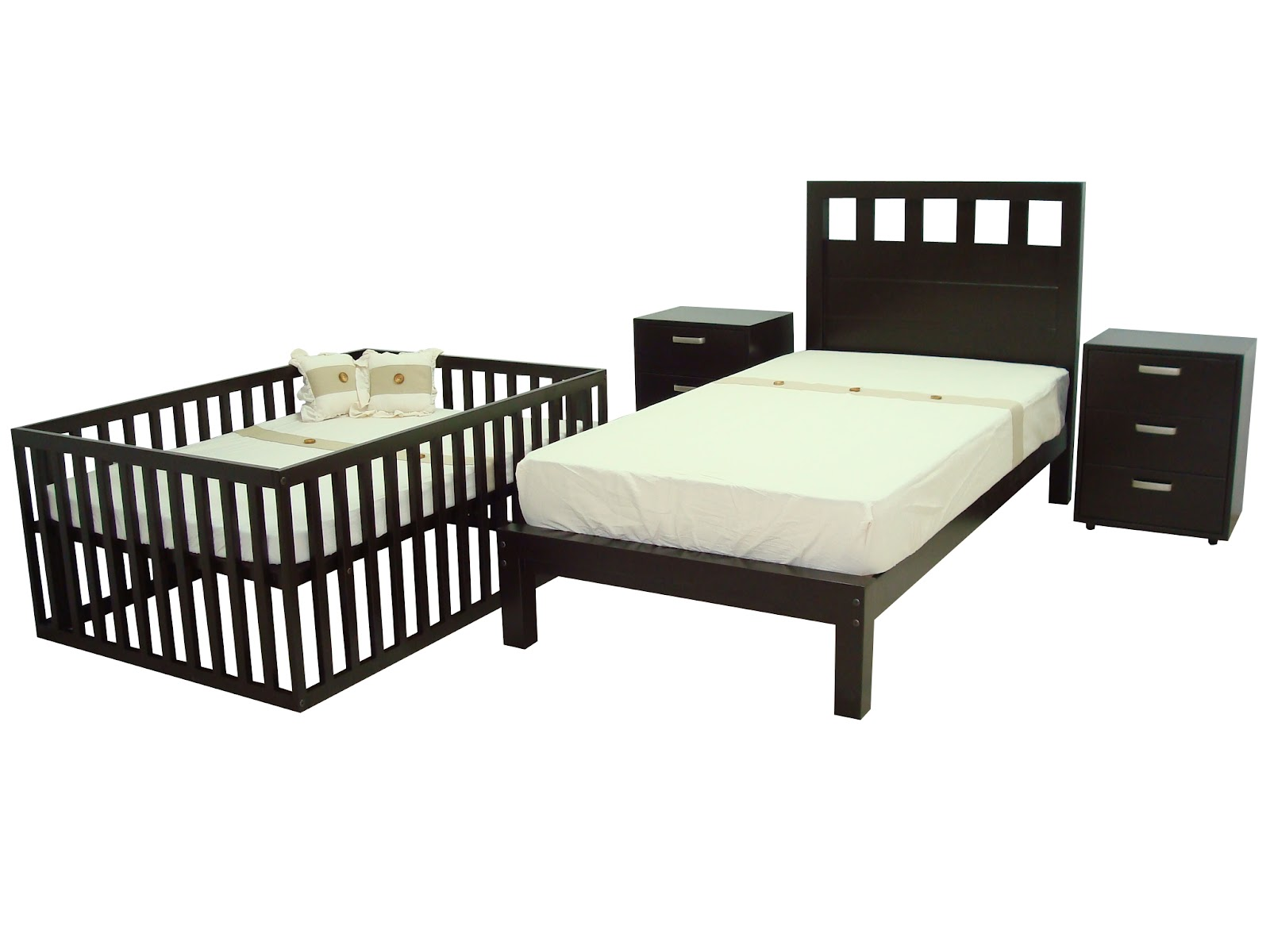 ASHANTI KIDS CAMAS CUNA TRANSFORMABLES