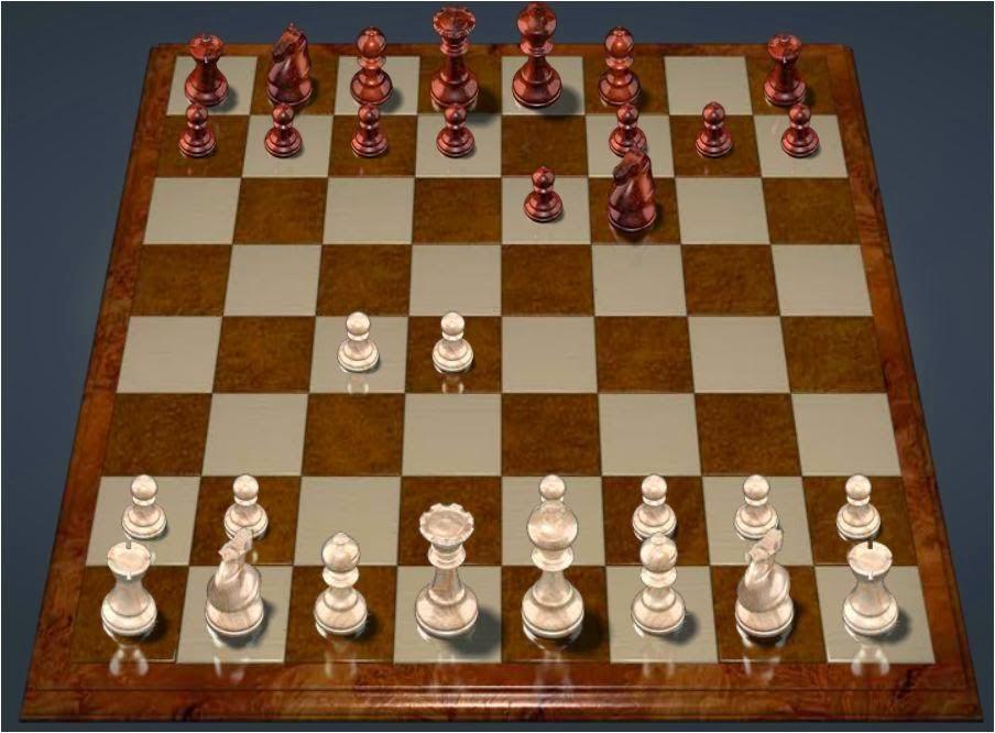 Jugamos al ajedrez