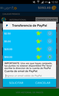Uento PayPal