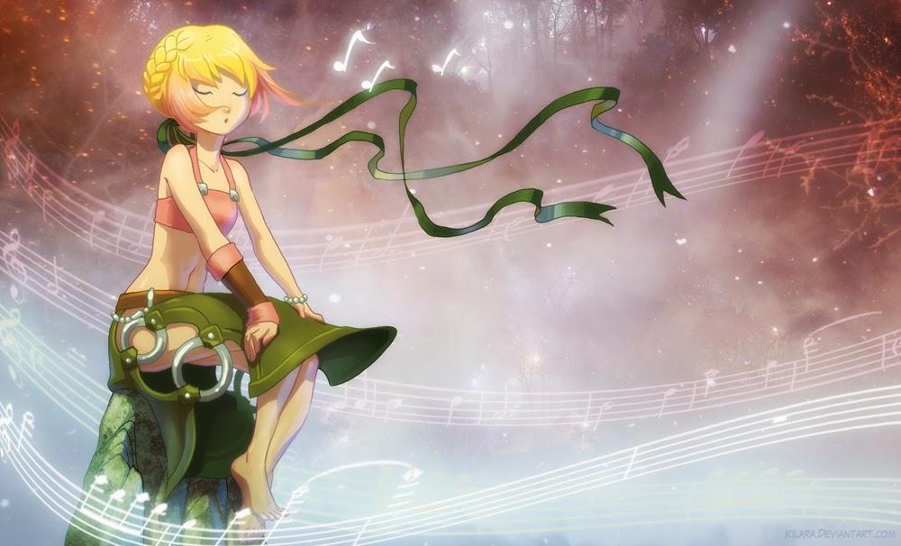 Música, Fantasía, Bandas sonoras, RPGs