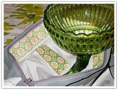 Skönhetsingrepp på väska