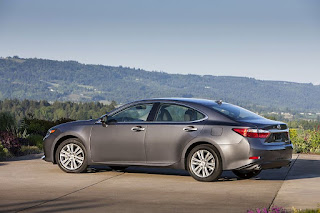 2016 Lexus ES Release date and price