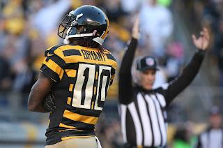 Steelers Martavis BryantSuspension Fantasy Football