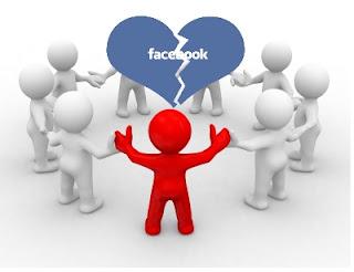 eliminar amigos facebook