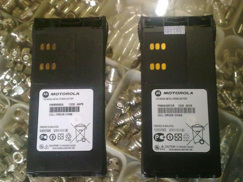 BATTERY HT MOTOROLA GP328/338
