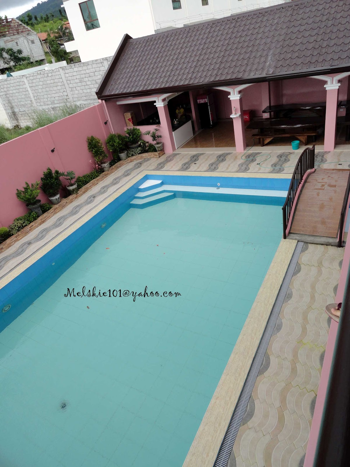 of the newest photos of Private Pool with hot spring in Pansol 2012