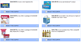 Free SmartSource Coupons