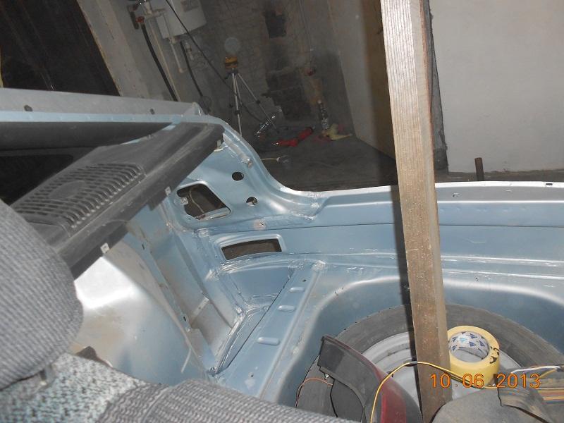 Видео ремонт кузова ваз 2112 своими руками