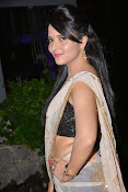 Anasuya sizzling photos in saree-thumbnail-14