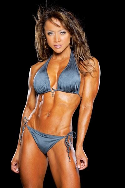 Angela Mraz - Female Fitness