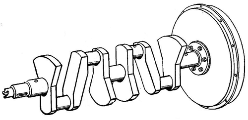 technical theory  the shape of the crankshaft
