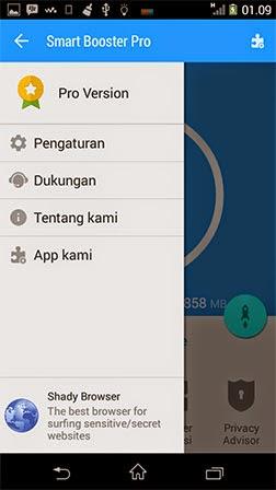 Smart Booster Pro v4.9 Apk