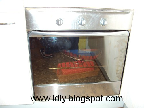 Diary Of A Handyman How To Repair An Ariston Oven Door