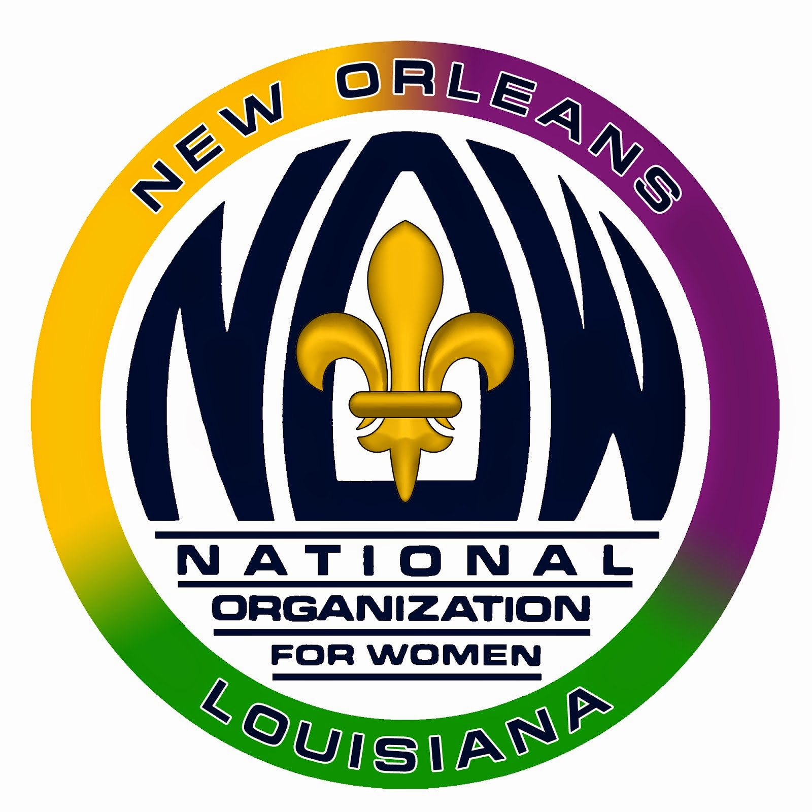Welcome to the Greater New Orleans Chapter of NOW (#0300)