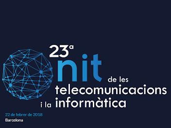 La Nit de les Telecomunicacions i la informàtica