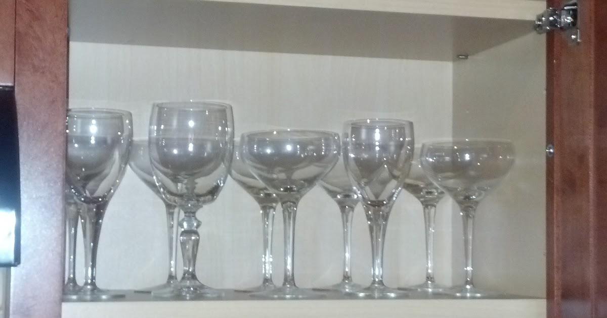 Road to the ravenna diy wine glass storage - Plastic sangria glasses ...