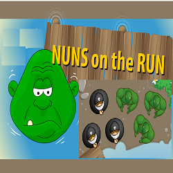Nuns on the Run Brain Teaser Game