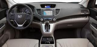 interior, fitur, new honda crv, cr-v