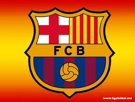 barcelona fc logo 2010. arcelona fc logo wallpaper.