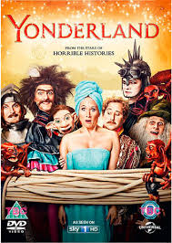 Assistir Yonderland 2x01 - Panic on the Streets of Yonderland Online