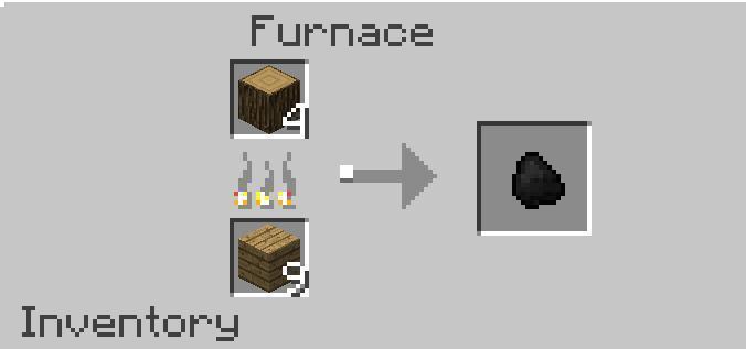 Как сделать в minecraft печку