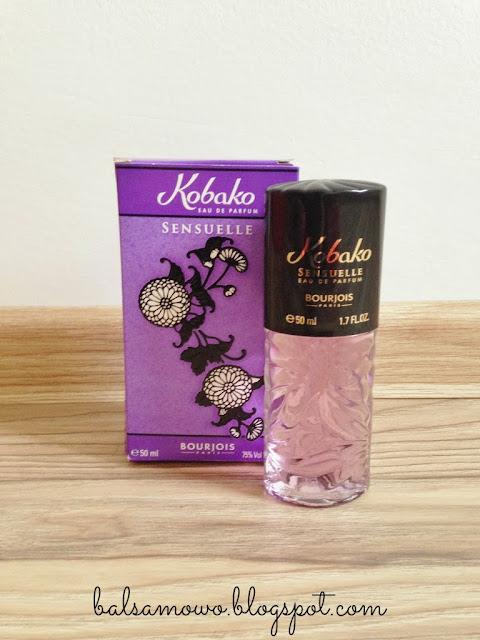 Bourjois Kobako Sensuelle Woda perfumowana