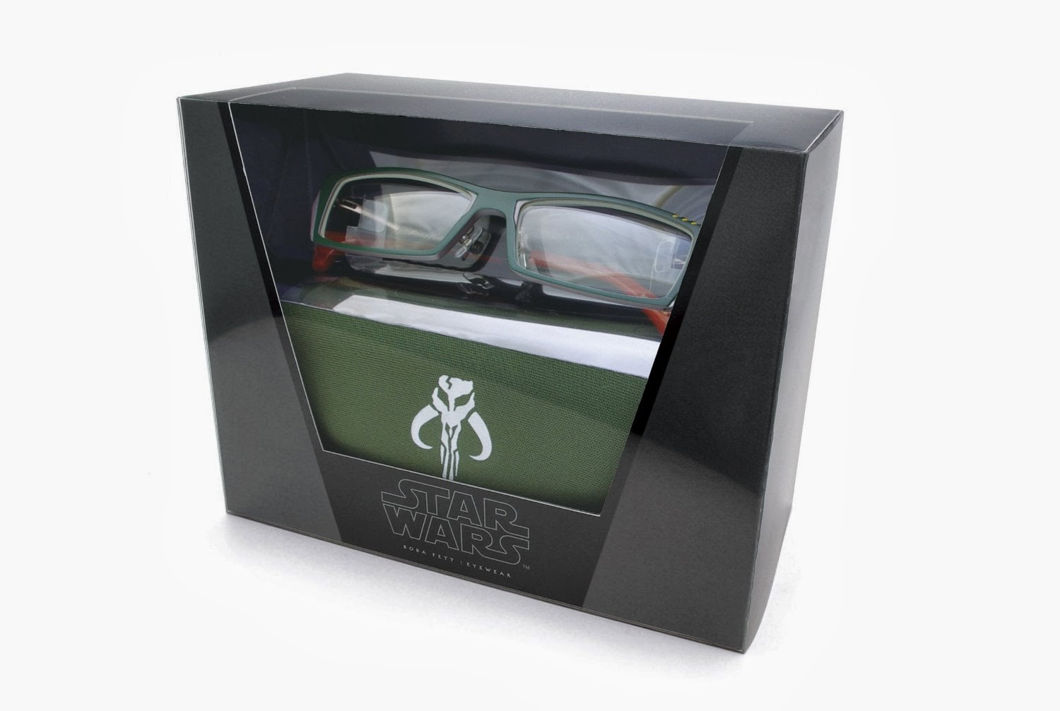 Boba Fett Star Wars Eyewear