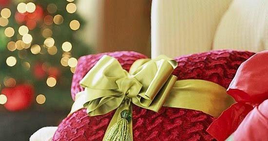 Decoraci n de cojines navide os 2015 decoraci n del for Decoracion del hogar navidad 2015