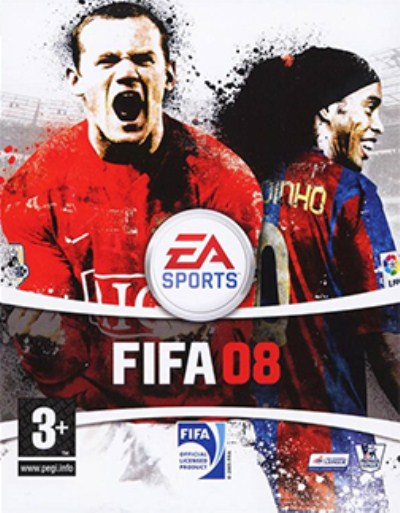 Игра FIFA 08 - обзор игры, прохождение, патч, коды, читы, pc. Скачать игру