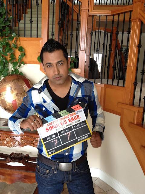 Gippy Grewal's Upcoming Movie 0 Singh V/S Kaur