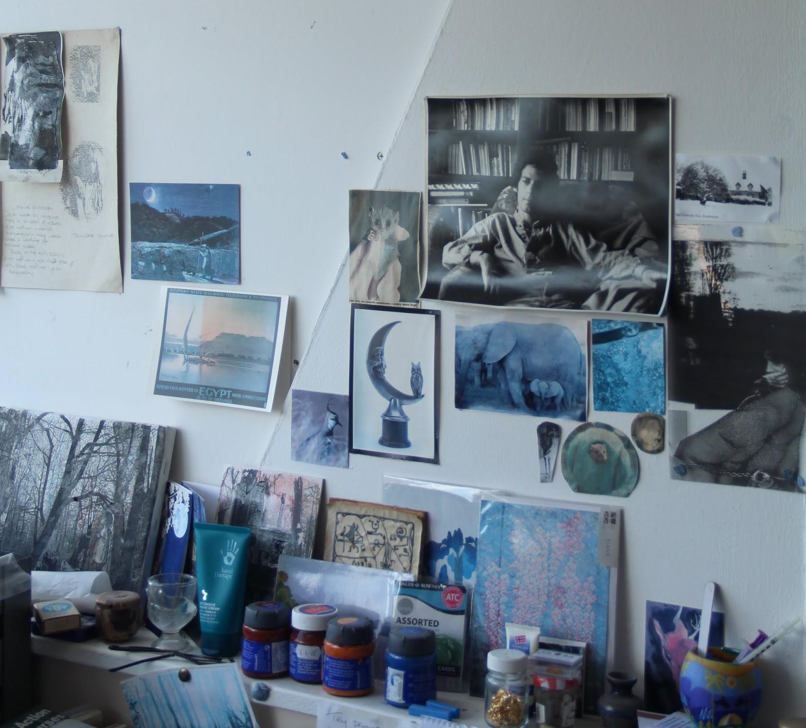 patricia lynch artist, commercial square studios, trend daily blog, caroline davis