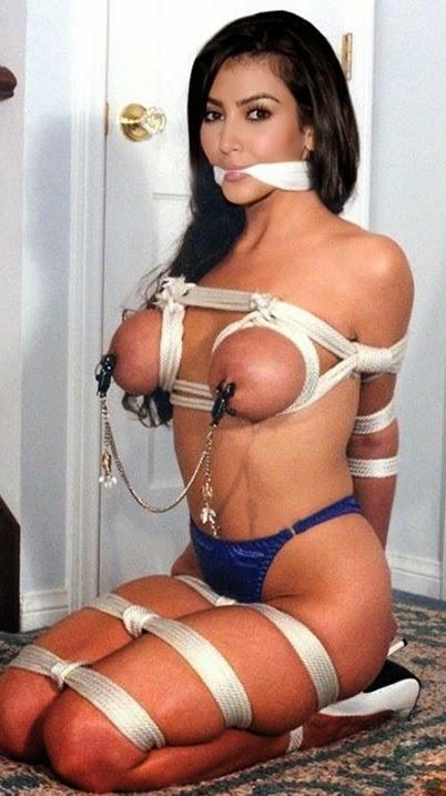 fake porn pic of kloeh kardashian
