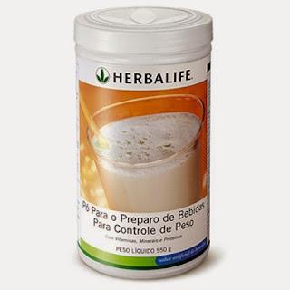 Shake Herbalife Baunilha