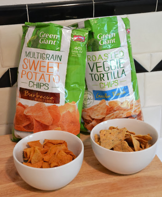much ado about somethin green giant veggie snack chips. Black Bedroom Furniture Sets. Home Design Ideas