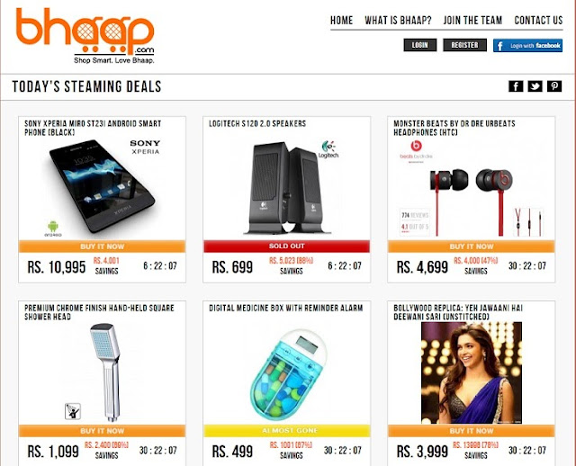 Best offer for online shopping in india