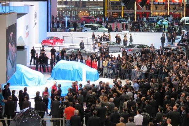 ジュネーブモーターショー2012