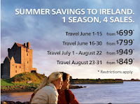aer lingus flights sale
