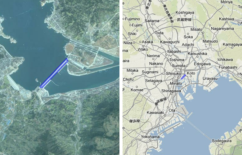 Elegant Three Gorges Dam (China) Compared To Tokyo