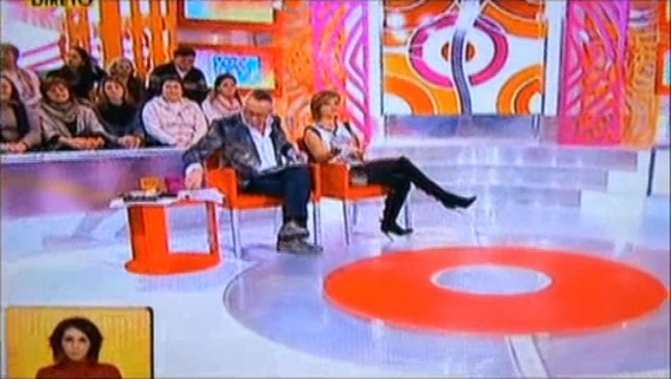 Cristina Ferreira atira sabonete para o chão e é criticada