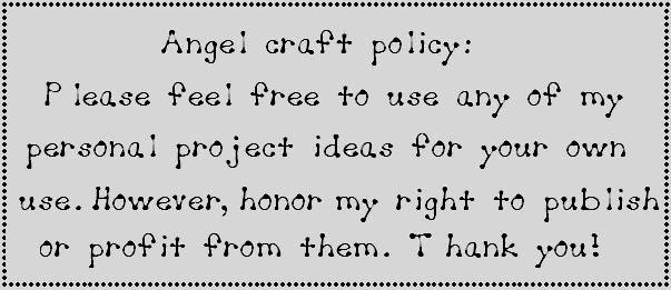 Angel Craft Policy